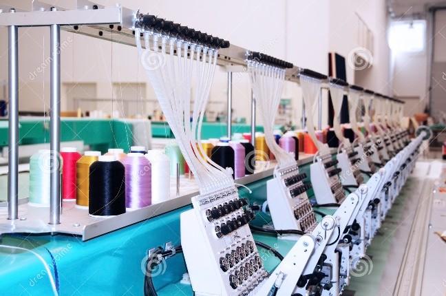 bfb79f823e Producción y existencias en una fabrica textil ...